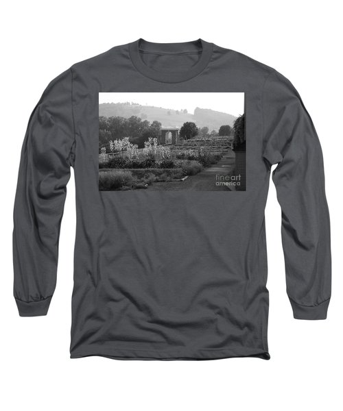 Long Sleeve T-Shirt featuring the photograph Retreat by Eric Liller