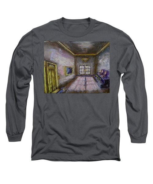 Retro Lobby Long Sleeve T-Shirt