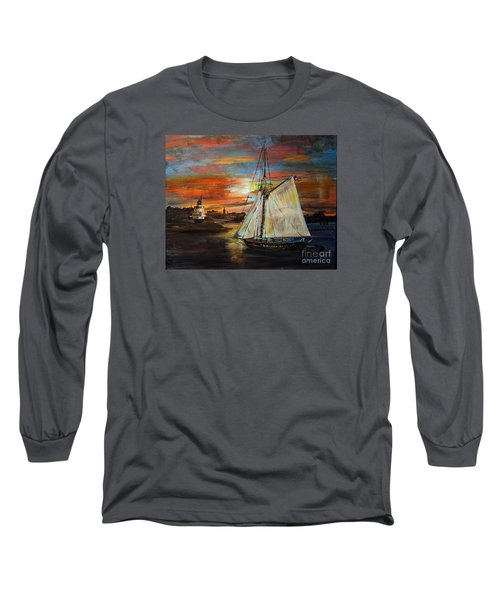Returning Home Long Sleeve T-Shirt