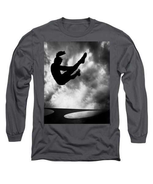 Returning To Earth Long Sleeve T-Shirt