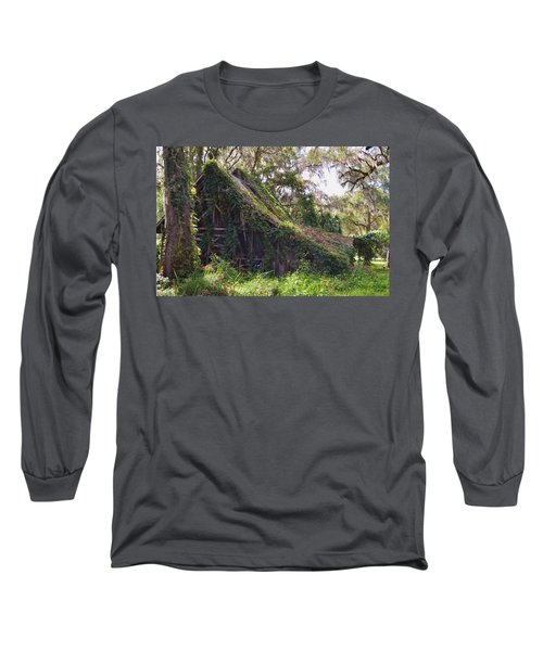 Returning To Nature Long Sleeve T-Shirt