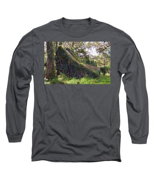 Returning To Nature Long Sleeve T-Shirt