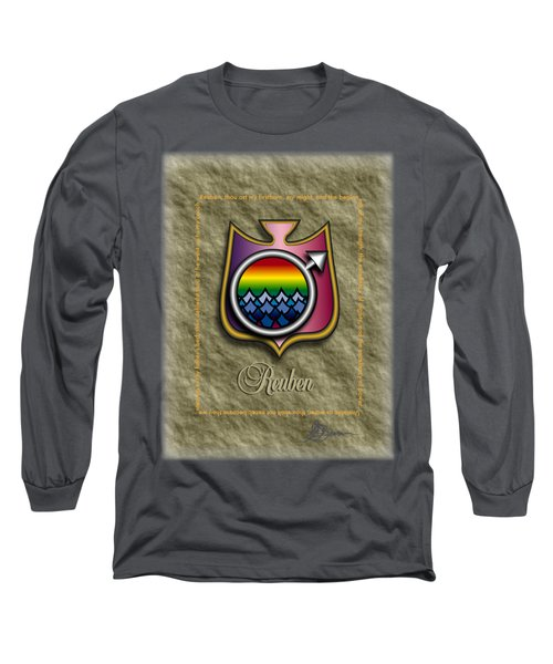 Reuben Shield Shirt Long Sleeve T-Shirt