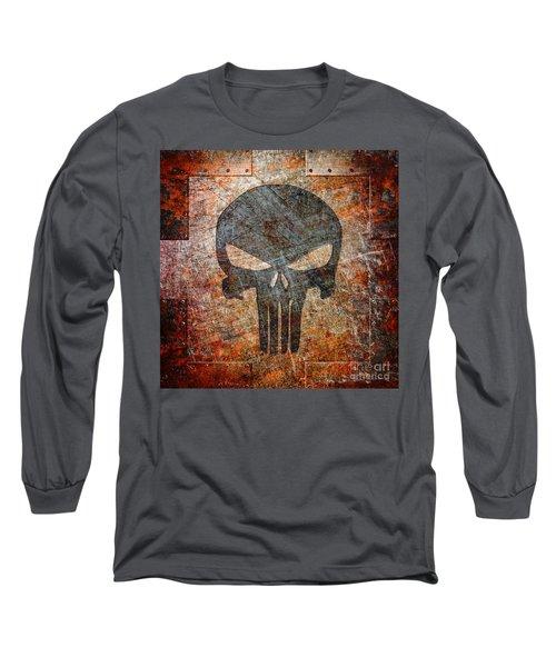 Revenge Will Be Mine Long Sleeve T-Shirt