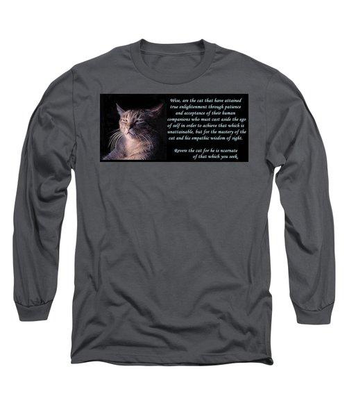 Revere Cat Long Sleeve T-Shirt