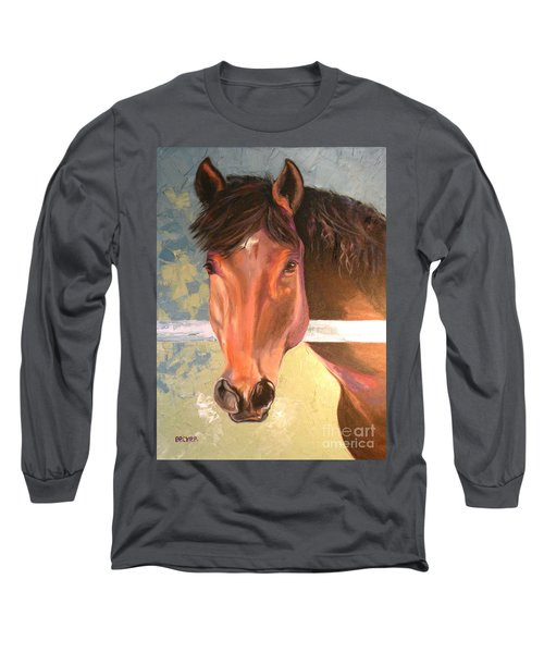 Reverie - Quarter Horse Long Sleeve T-Shirt