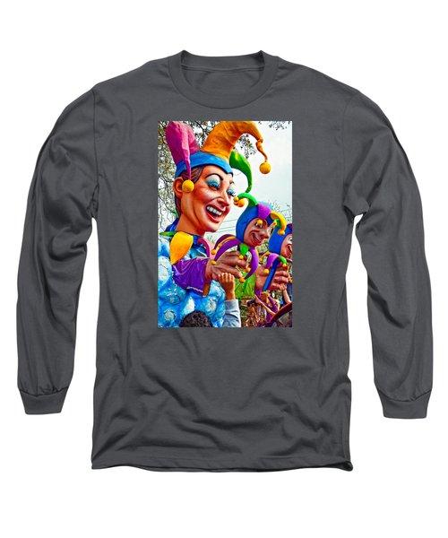 Rex Mardi Gras Parade Xi Long Sleeve T-Shirt