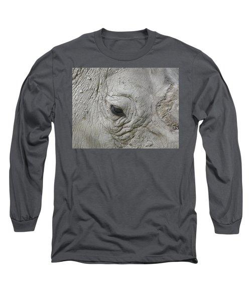 Rhino Eye Long Sleeve T-Shirt