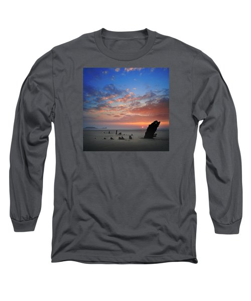 Rhosili 3 Long Sleeve T-Shirt