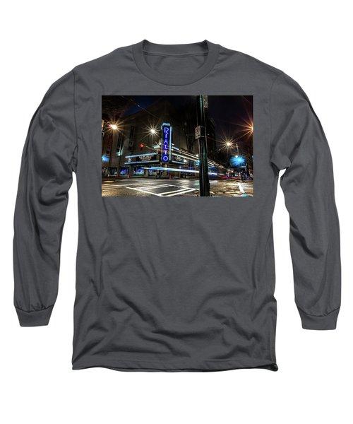 Rialto Theater Long Sleeve T-Shirt