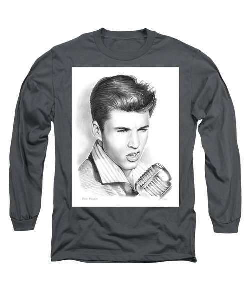 Ricky Nelson Long Sleeve T-Shirt