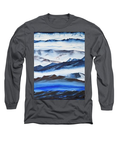 Ridgelines Long Sleeve T-Shirt