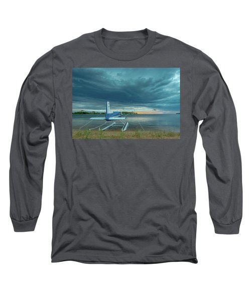 Riding The Storm Out Long Sleeve T-Shirt