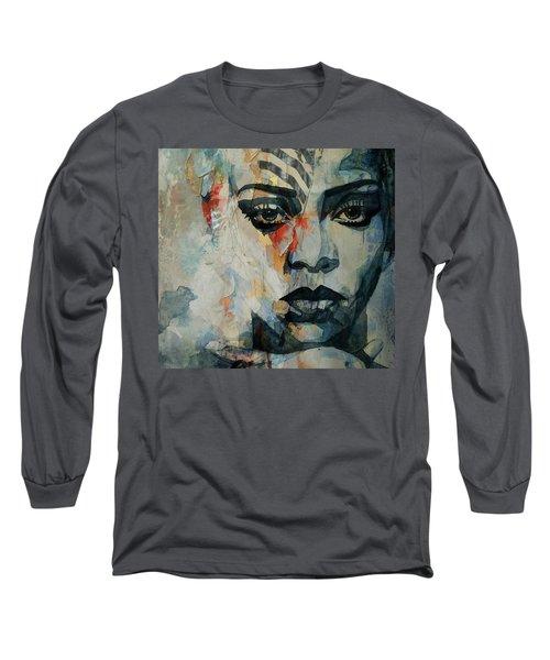 Rihanna What's My Name  Long Sleeve T-Shirt