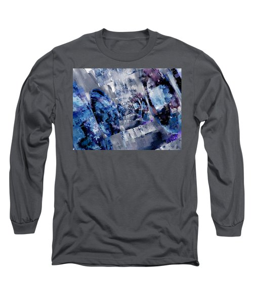 Rim Shots Long Sleeve T-Shirt