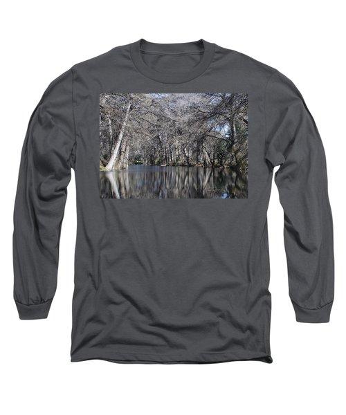 Rio Frio In Winter Long Sleeve T-Shirt