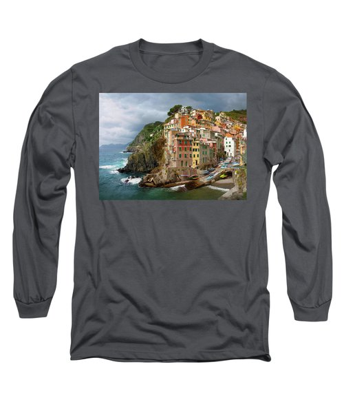 Riomaggiore Italy Long Sleeve T-Shirt