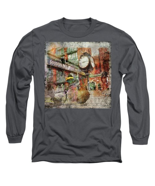 Riot Of Colour Distillery District Long Sleeve T-Shirt