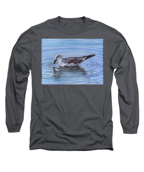Ripple Effect Long Sleeve T-Shirt