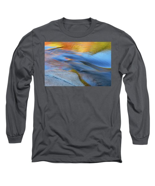 Ripples Flow Swift River Nh Long Sleeve T-Shirt