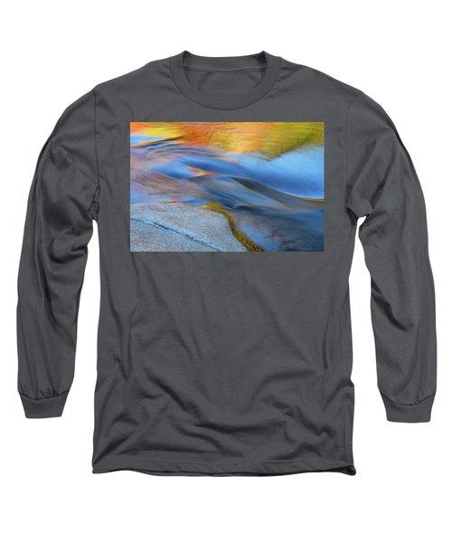 Ripples Flow Swift River Nh Long Sleeve T-Shirt