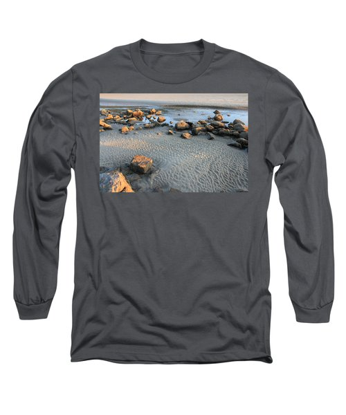 Ripples In The Sand Long Sleeve T-Shirt