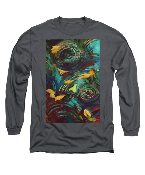 Ripples In Time Long Sleeve T-Shirt