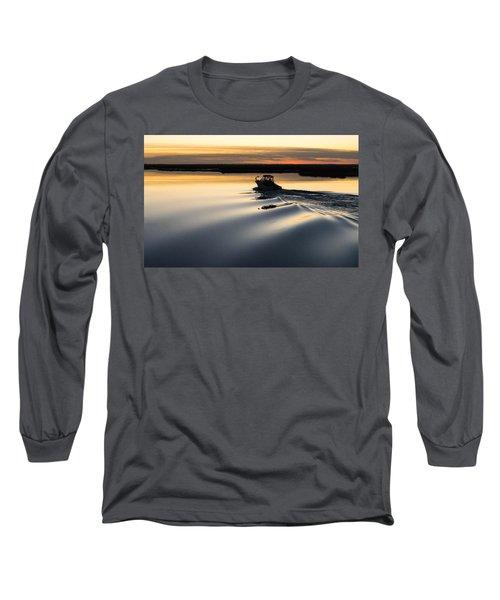 Ripples Long Sleeve T-Shirt