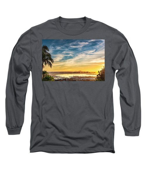 Long Sleeve T-Shirt featuring the photograph Rise And Shine by Dan McGeorge
