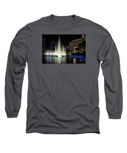 Long Sleeve T-Shirt featuring the photograph Rise by Michael Rogers