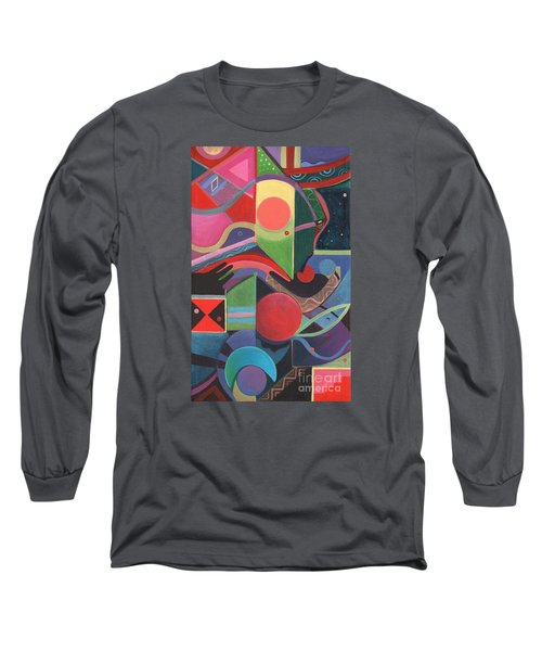Rising Above And Synergy 2 Long Sleeve T-Shirt