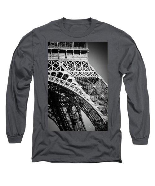 Rising Steel Long Sleeve T-Shirt