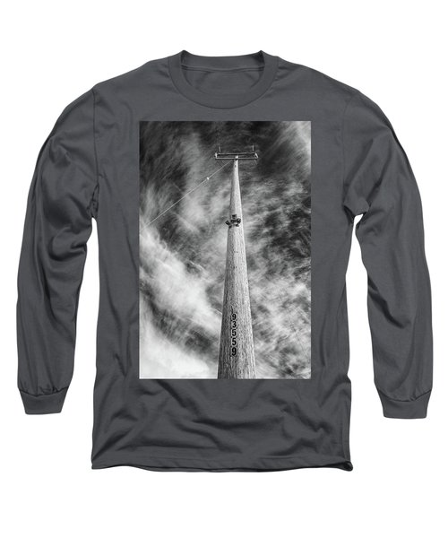 Long Sleeve T-Shirt featuring the photograph Rising To The Heights by Greg Nyquist