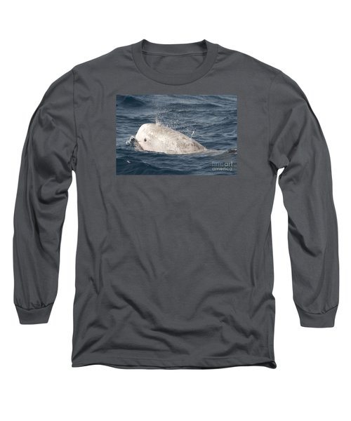 Risso Dolphin Long Sleeve T-Shirt