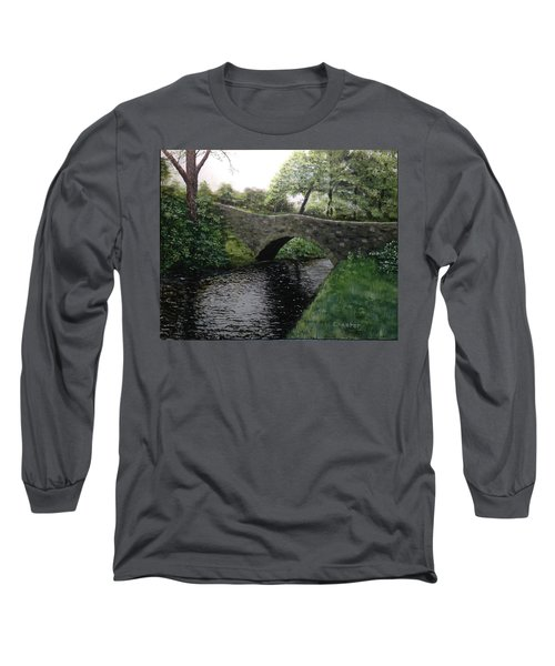 River Bridge Long Sleeve T-Shirt