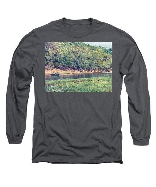 River Crossing Long Sleeve T-Shirt