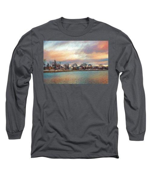 River Dream Long Sleeve T-Shirt
