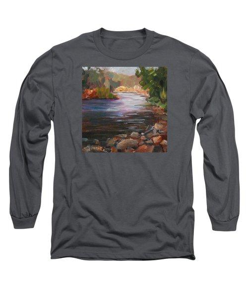 River Light Long Sleeve T-Shirt