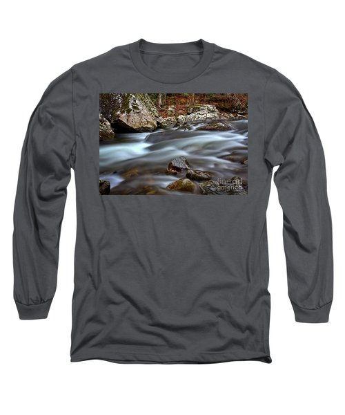River Magic Long Sleeve T-Shirt by Douglas Stucky