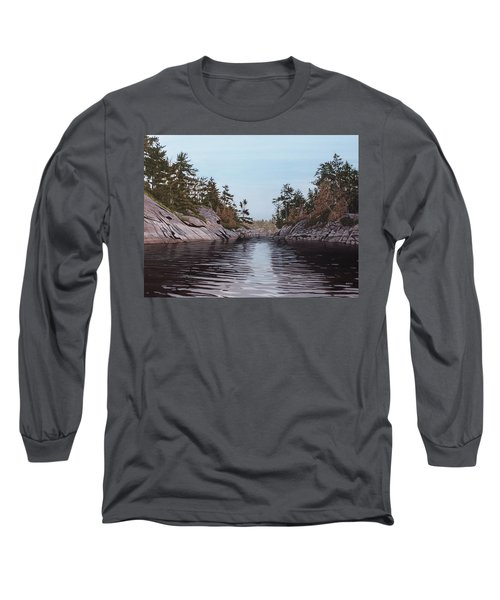 River Narrows Long Sleeve T-Shirt