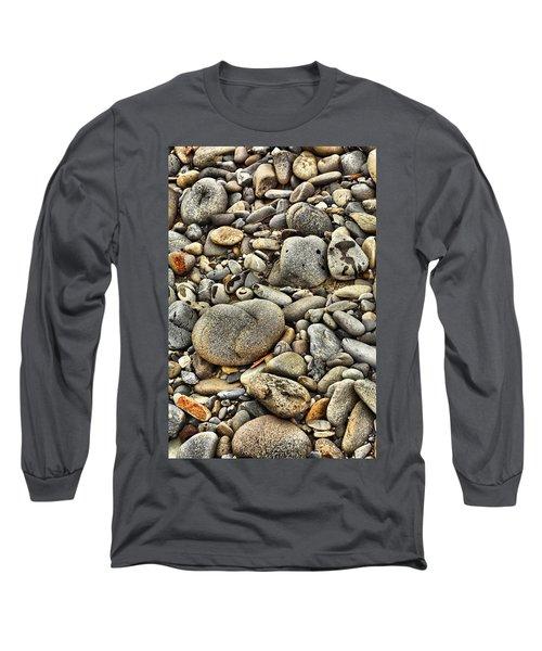 River Rock Long Sleeve T-Shirt