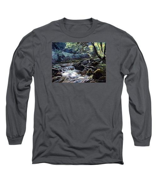 River Taw Sticklepath Long Sleeve T-Shirt