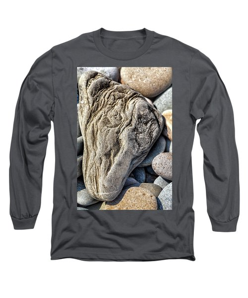 Rivered Stone Long Sleeve T-Shirt