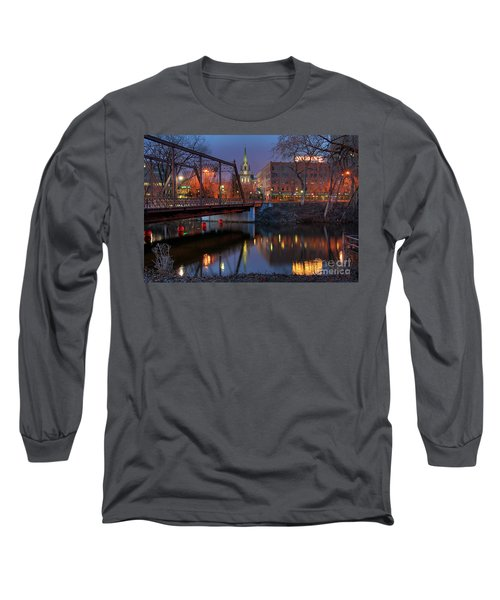 Riverplace Minneapolis Little Europe Long Sleeve T-Shirt