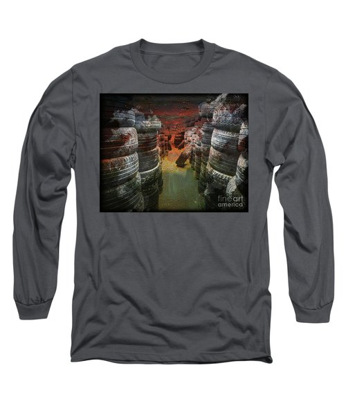 Road Rash Long Sleeve T-Shirt