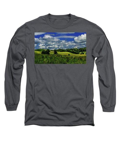 Road To Heaven Long Sleeve T-Shirt