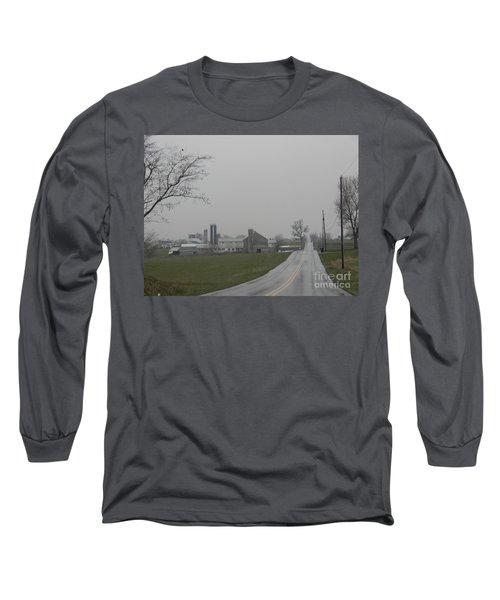 Road To Paradise Long Sleeve T-Shirt
