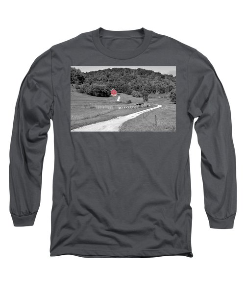 Road To Red Long Sleeve T-Shirt