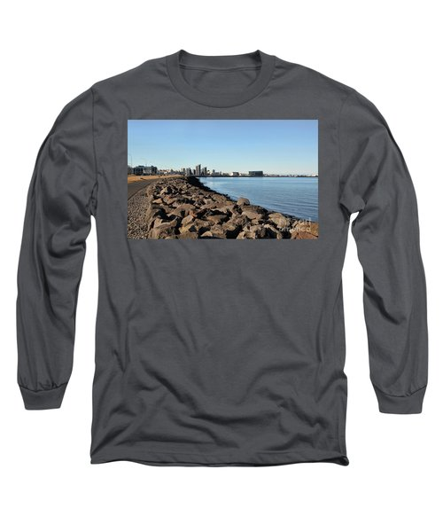 Road To Reykjavik Long Sleeve T-Shirt