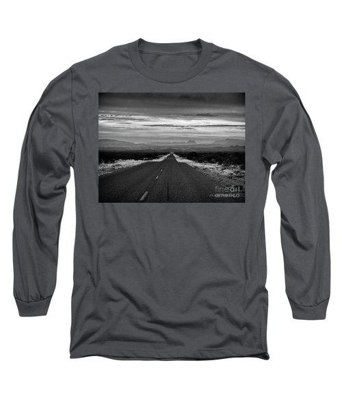 Road To Rio Grand Village Long Sleeve T-Shirt